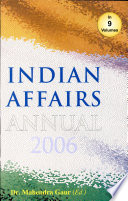 Indian Affairs Annual 2006