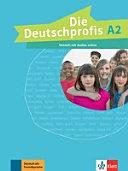 Die Deutschprofis A2. Testheft + MP3 Online Dateien
