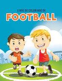 Livre de Coloriage de Football