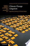 Climate Change Litigation