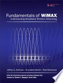 Fundamentals of WiMAX