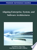 Aligning Enterprise  System  and Software Architectures