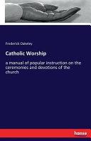 Catholic Worship
