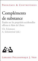 Compl  ments de substance