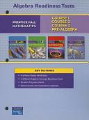 Prentice Hall Mathematics  Pre Algebra  Algebra 1  2  Geometry