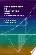 Introduction To Statistics And Econometrics