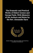 DRAMATIC & POETICAL WORKS OF R Culturally Important And Is Part Of The Knowledge