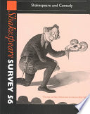 Shakespeare Survey  Volume 56  Shakespeare and Comedy