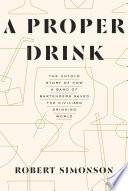 Book A Proper Drink