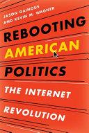 Rebooting American Politics