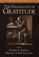 download ebook the psychology of gratitude pdf epub