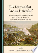 We Learned that We are Indivisible