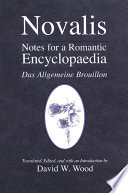 Notes for a Romantic Encyclopaedia