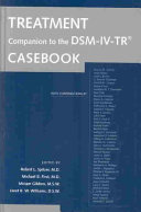 Treatment Companion To The Dsm Iv Tr Casebook book