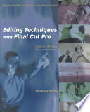 Editing Techniques with Final Cut Pro