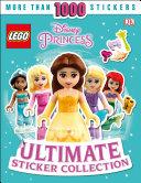 Ultimate Sticker Collection Lego Disney Princess