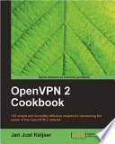 OpenVPN 2 Cookbook