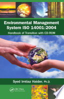 Environmental Management System ISO 14001  2004