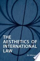 The Aesthetics of International Law
