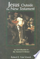 Ebook Jesus Outside the New Testament Epub Robert Van Voorst Apps Read Mobile