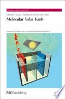 Molecular Solar Fuels