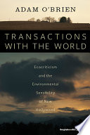 Transactions with the World And Politics The New Hollywood Films Of