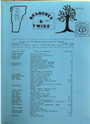 Branches & Twigs : ...