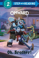 Oh  Brother   Disney Pixar Onward  Book PDF