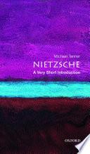 Nietzsche  A Very Short Introduction