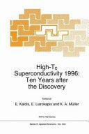High Tc Superconductivity 1996