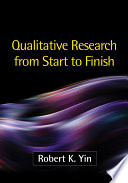 Qualitative Research From Start To Finish First Edition