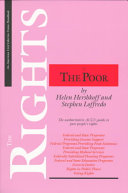 The Rights of the Poor