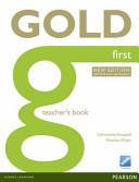 Gold First New Edition Teacher s Book