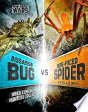 Assassin Bug Vs Ogre Faced Spider