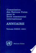 Commission Des Nations Unies Pour Le Droit Commercial International