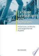Externe Evaluation von Schulen