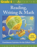 Gifted and Talented  Grade 4 Reading  Writing and Math  Flash Kids Gifted and Talented