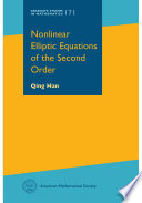 Nonlinear Elliptic Equations of the Second Order