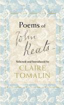 Poems of John Keats