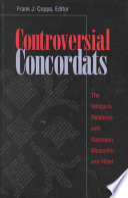 Controversial Concordats