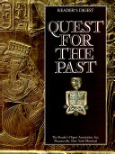 Quest for the past 1500 A D This Illustrated Book