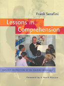 Lessons In Comprehension book