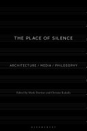 The Place of Silence Book