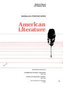 American Literature : ...