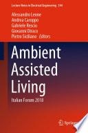 Ambient Assisted Living The Field Of Ambient Assisted Living Aal