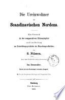 Die Ureinwohner des scandinavischen Nordens