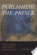 Publishing The Prince