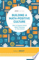 Building a Math Positive Culture