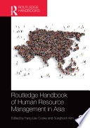 Routledge Handbook of Human Resource Management in Asia