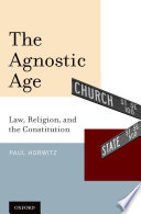 The Agnostic Age